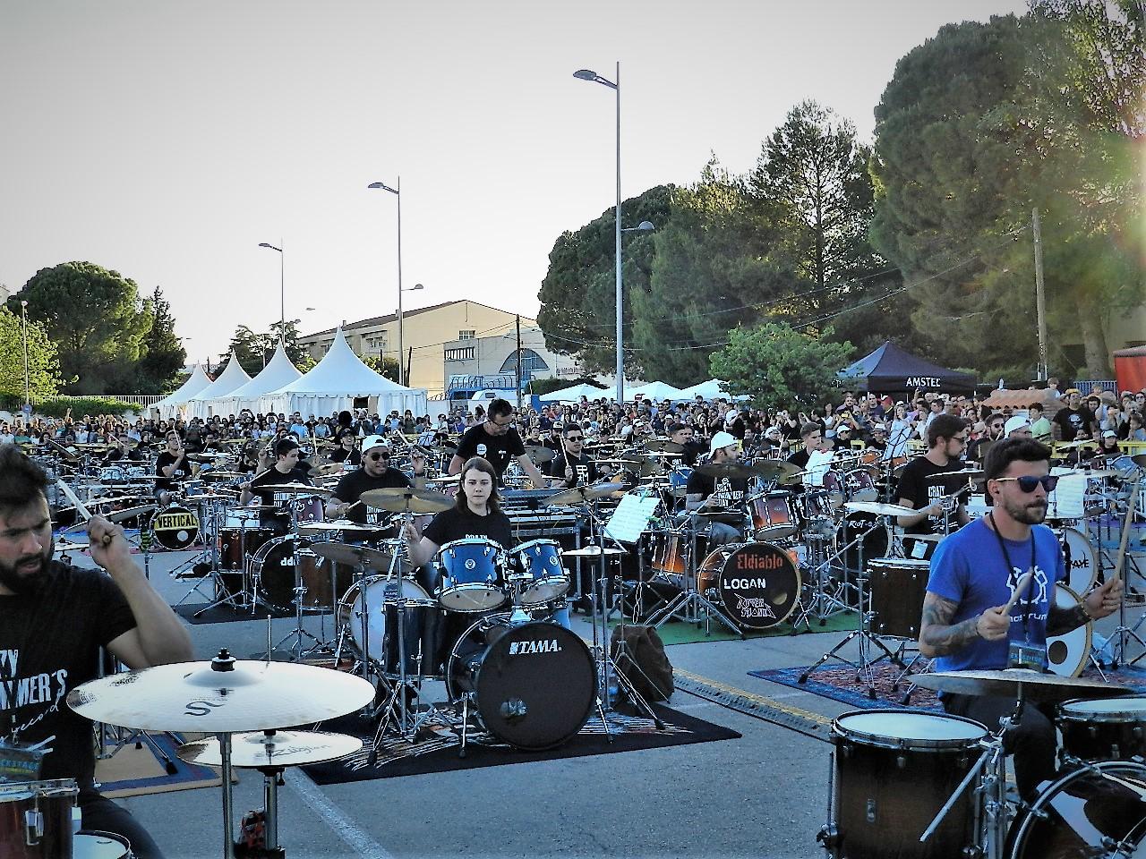 Resultado de imagen para drummers day toledo record